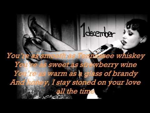 Chris Stapleton - Tennesse Whiskey (lyric video)