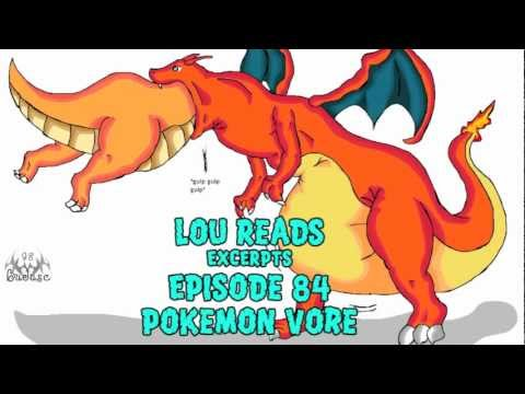 Lou Reads: Tales of Pokemon Vore - EXPLICIT - NSFW