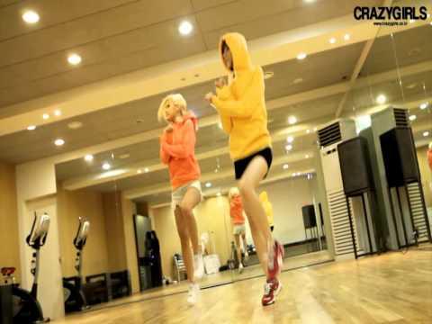 [Gangnam Style] A Yeon & Hee Jin : YG Dancers