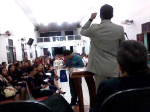 CANTOR OBADIAS MONTEIRO JR. EM PORTO CALVO-AL