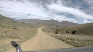 Garston New Zealand  city images : New Zealand, Nevis Valley 4WD tour