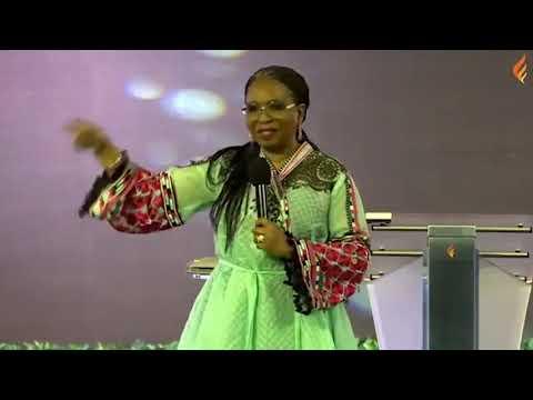 Ibukun Awosika at Be Conference