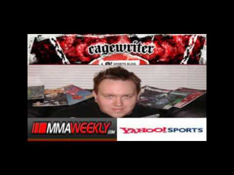 Damon Martin talks Rich Franklin vs Chuck Liddell