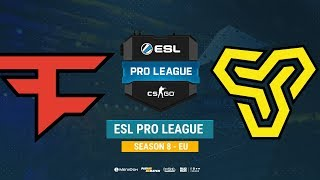 ex-Space Soldiers vs FaZe, game 1