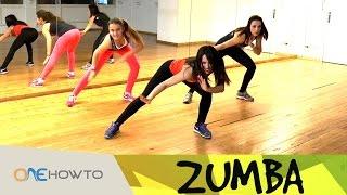 Zumba Workout - Body Toning Video