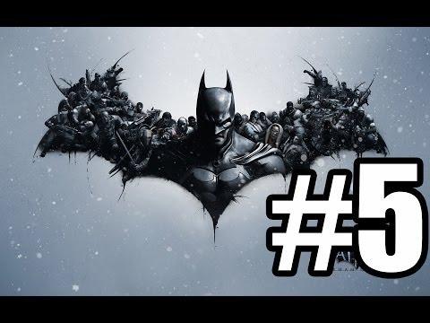 Прохождение Batman Arkham Origins Часть 5