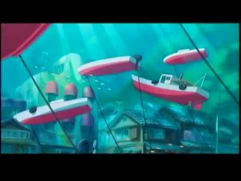 Trailer PONYO - Uma Amizade que Veio do Mar