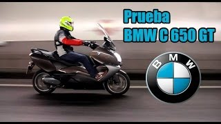 7. BMW C 650 GT 2014 : Prueba a fondo [FullHD]