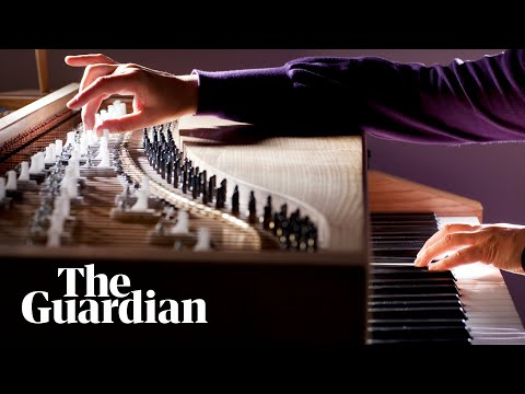 TheGuardian - Click here for a review of the Serpentine pavilion 2013 http://vid.io/xs8 Mark Brown talks to Geoff Smith, whose reinvention of the piano allows players to a...