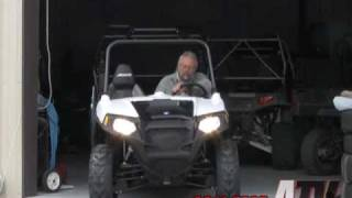 1. ATV Television - 2011 Polaris RZR Test