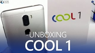 Coolpad Cool 1 Dual Full Review - https://www.youtube.com/watch?v=oU9kHSOQnucCoolpad Cool 1 Dual Unboxing with look at its dual rear camera samples. We also check Cool 1 Dual performance, USB OTG support, notification LED and other sensors. It runs on Snapdragon  652, with 4GB RAM, 32GB storage and a 4000 mAh battery.Cool 1 India Price, Availability and Other Details: http://www.phonebunch.com/news/coolpad-cool-1-dual-camera-phone-launched-india-price-availability-details_3637.htmlThe Coolpad Cool 1 Dual has been priced at Rs. 13,999 in India and will be available from Amazon.Subscribe on YouTube, to get videos first:http://www.youtube.com/subscription_center?add_user=PhoneBunchFollow PhoneBunch:http://www.phonebunch.comhttp://www.facebook.com/phonebunchhttp://www.twitter.com/phonebunchFollow Abhinav Pathak (Editor):https://www.facebook.com/Abhi.IKnowIThttp://www.twitter.com/exoleteIntro Music:Let's Party by HookSounds http://www.hooksounds.com/Creative Commons — Attribution 4.0 International — CC BY 4.0https://creativecommons.org/licenses/by/4.0/
