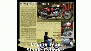 1. 2014 Royal Enfield Bullet 500 B5 - Specification & Info