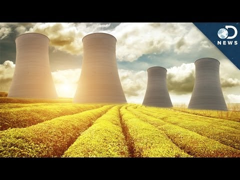 The Future Of Clean Nuclear Energy Is Coming