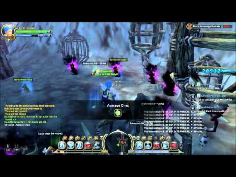 Dragon Nest fastest way to farm gold box and gold