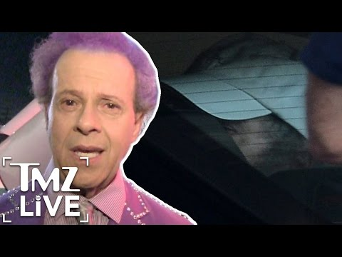 Richard Simmons Finally Resurfaces | TMZ Live