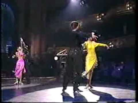 JimBeattie - BBC Come Dancing Final 91 at Tower Ballroom Blackpool. Dancing the rhumba to the tune, the theme from film