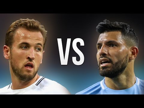 Sergio Aguero VS Harry Kane - Who Is The Best Striker? - 2017 - CO-OP With TheoFilmz
