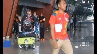 Kontingen Asian Games Masih Terus Berdatangan