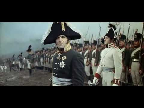 """Soviet """"War and Peace"""" (Mosfilm, 1967) - Short (II) from one of the battles"""
