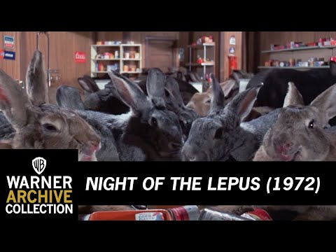 Night of The Lepus (1972) – The Greatest Killer Bunny Movie Of All Time (G.K.B.M.O.A.T)