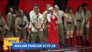 Video Agnez Mo - Godai Aku Lagi dan Million $ Lovers | Malam Puncak SCTV 28 MP3, 3GP, MP4, WEBM, AVI, FLV Maret 2019