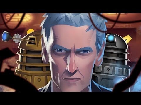 Learning To Code With the Doctor, a Dalek and Your Tablet
