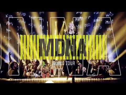 Madonna – MDNA World Tour (official DVD Trailer)