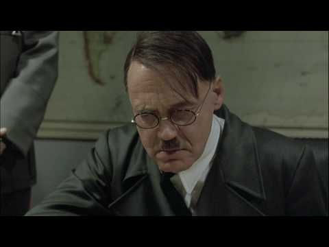 downfall - CLICK THE CAPTIONS BUTTON ON THE BOTTOM RIGHT FOR SUBTITLES*** The scene in the German film Downfall, where Hitler realises he is defeated in Berlin, and ...