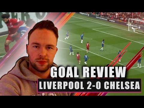 Mo Salah WONDERGOAL Vs Chelsea! Liverpool 2-0 Chelsea Goal Review