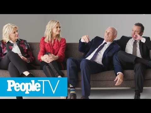 The Cast Of 'Murphy Brown' Remembers JFK Jr.'s Cameo   PeopleTV