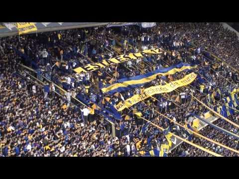 Boca Central Sud14 / Vayas donde vayas - La 12 - Boca Juniors