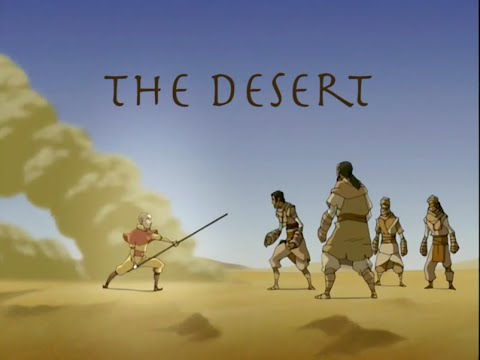 Aang's Loss - Avatar: The Last Airbender (The Desert)