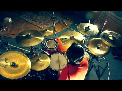 Rope Drum Cover - Foo Fighters
