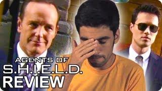 Review | MARVEL'S AGENTS OF S.H.I.E.L.D. (Pilot; Joss Whedon, Clark Gregg)
