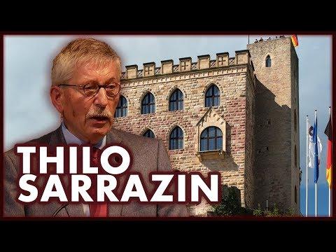 """Thilo Sarrazin: """"Unsere Völker werden in Europa unwiderruflich zur Minderheit im eigenen Land – wenn wir so weitermachen"""""""