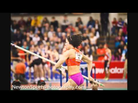 Jenn Suhr 16 ft Indoor AR Vault Competion