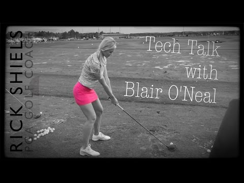 Blair O'Neal Talking Tech with Rick Shiels