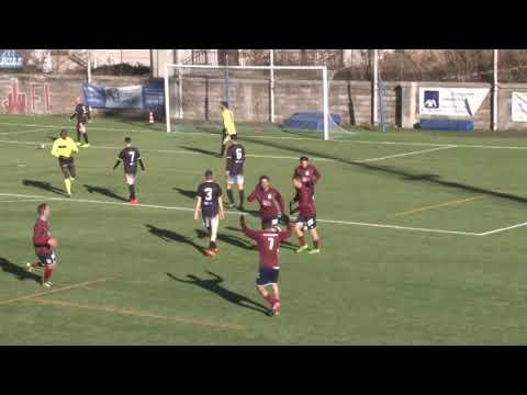 Campionato di Eccellenza 2018/19 Capistrello - Nerostellati 3-2