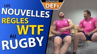 Video Nouvelles règles WTF au rugby (PRANK) MP3, 3GP, MP4, WEBM, AVI, FLV Oktober 2017