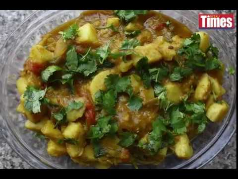 (Aloo gravy - Duration: 2 minutes, 3 seconds.)