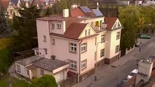 Prodej vily se zahradou Praha 5 - Malvazinky