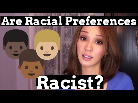 Dating your own race racist