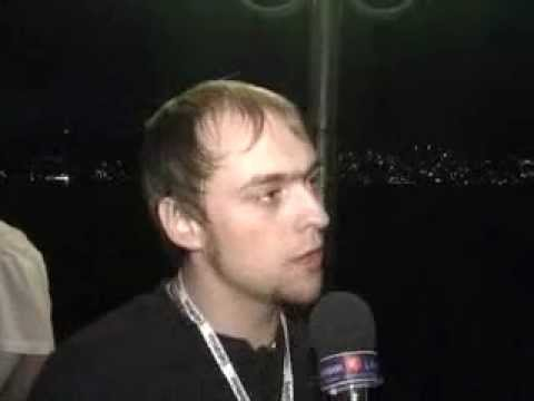 Germany 2004: Interview with Max Mutzke