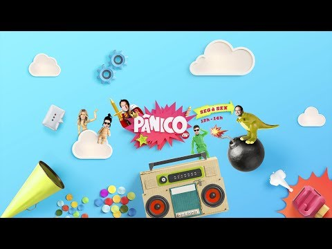 Pânico na Band - AO VIVO - PROGRAMA PÂNICO