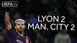 Download Video LYON 2-2 MAN. CITY #UCL HIGHLIGHTS MP3 3GP MP4