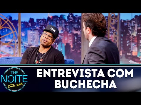 Entrevista com Buchecha   The Noite (16/08/18)