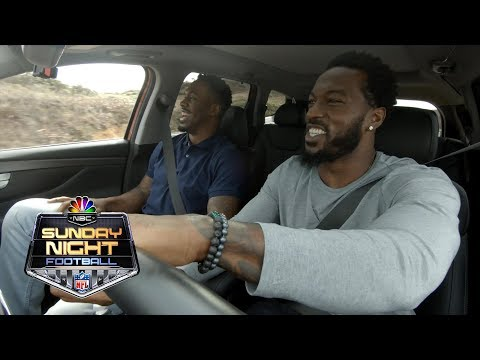 Video: Jackson, Willis reflect on Rams-49ers rivalry I NFL I NBC Sports
