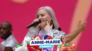 Video Anne-Marie - 'FRIENDS' (live at Capital's Summertime Ball 2018) MP3, 3GP, MP4, WEBM, AVI, FLV Januari 2019