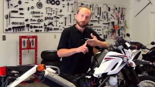 8. Yamaha XT250 Running Condition - Troubleshooting
