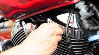 9. How to Replace Spark Plugs on a Honda Shadow Spirit 750 Motorcycle
